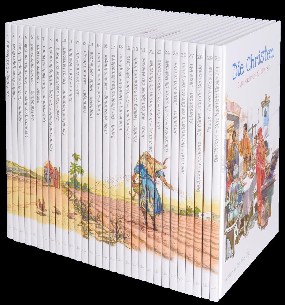 Bild Abenteuer der Bibel