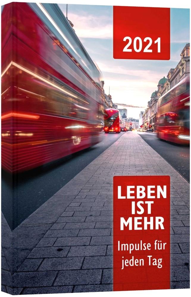 Bild Leben ist mehr 2021 (Paperback)