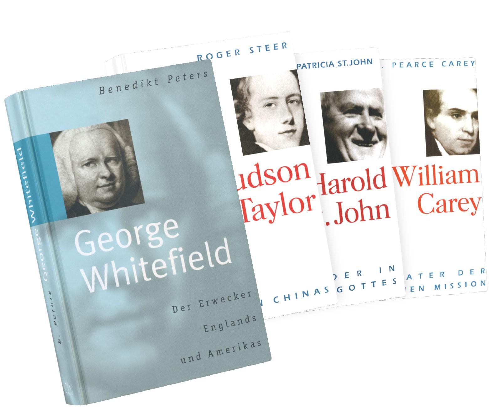 Bild Buchpaket Biografien
